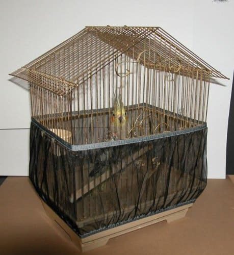 Sheer Guard Bird Cage Covers