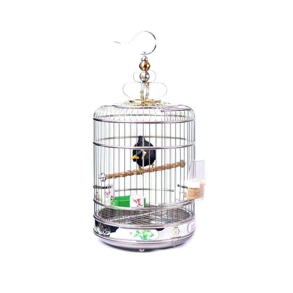 MUMUCW Pets Top Companion Bird Cage