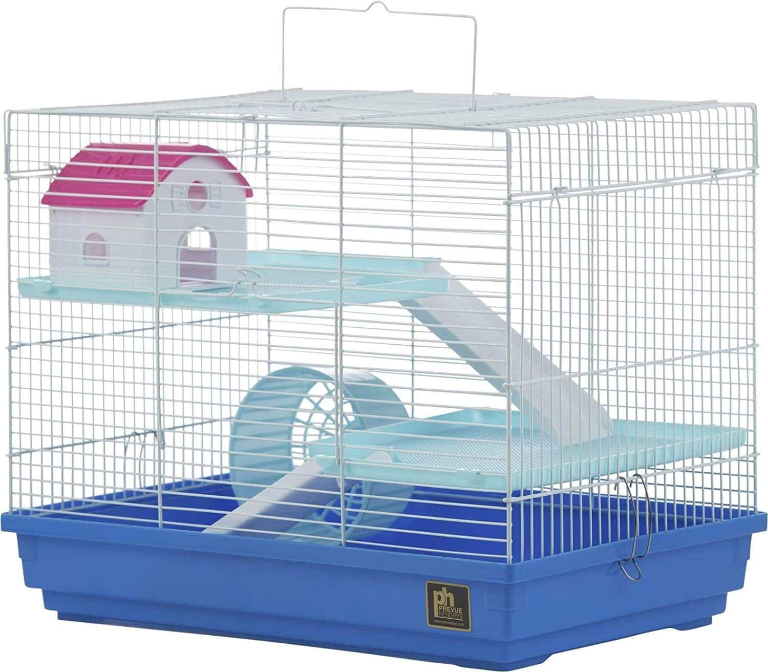 Prevue Pet Products Finch Flight Cages, White