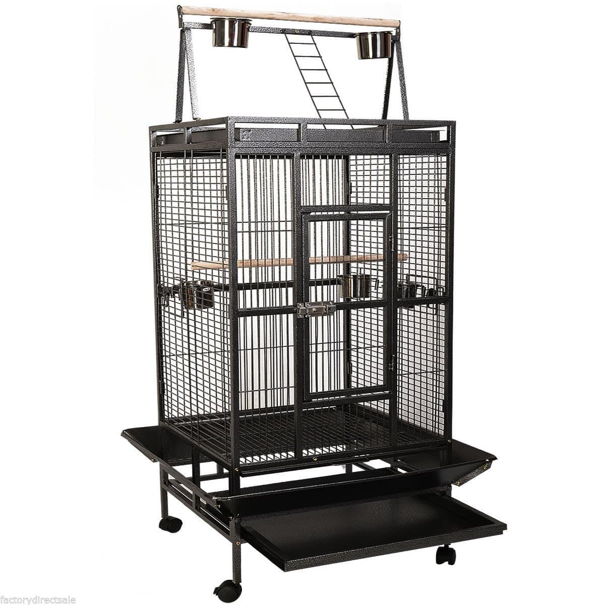 Best Choice New Large Play Top Bird Cage