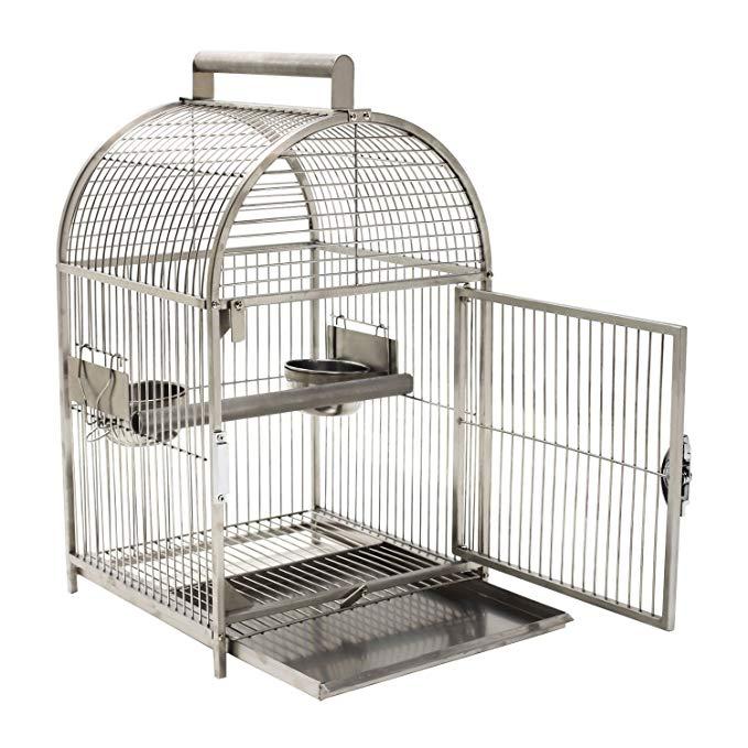 Bird Parrot Cage Cockatiel