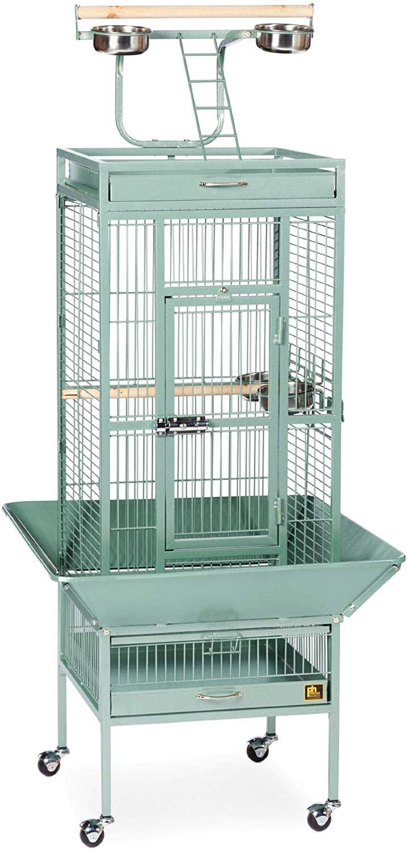 Prevue Hendryx Wrought Iron Flight Cage F040