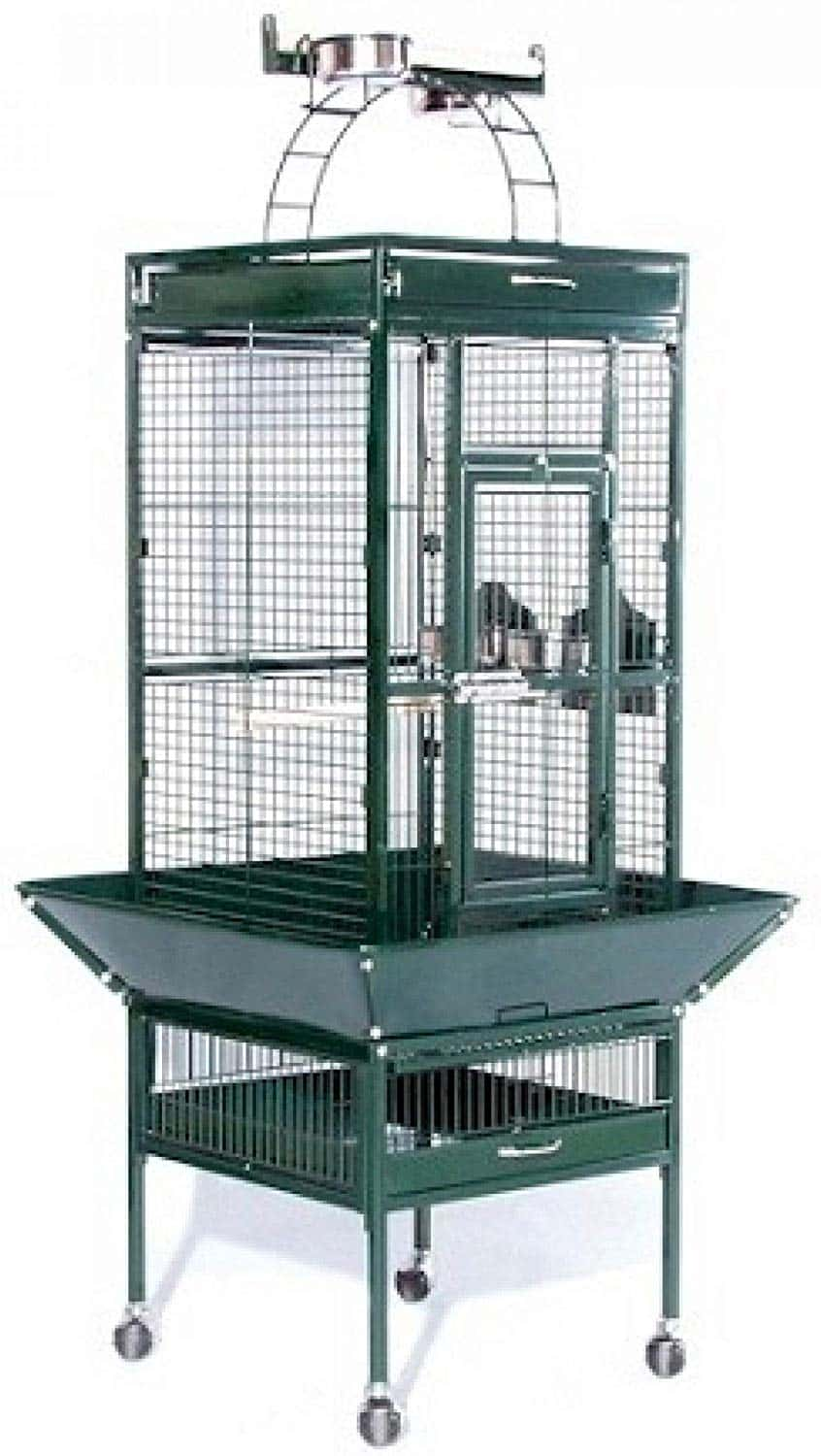 Prevue Wrought Iron Cage 3151