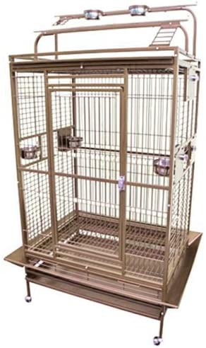 KING'S CAGES 8003628 Play Pen Bird Cage